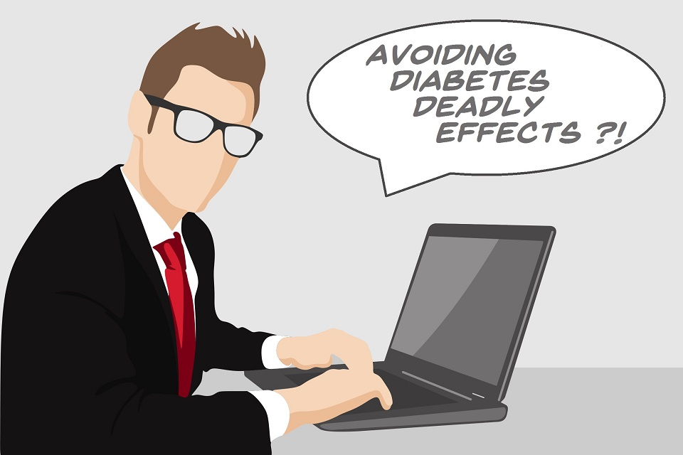 avoid diabetes deadly effects - take the test for type 2 diabetes