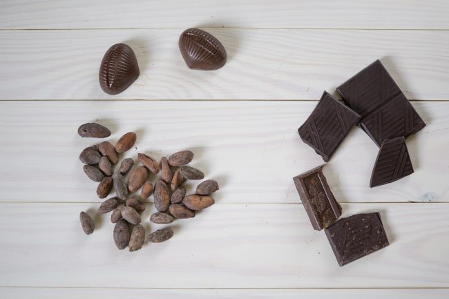 Cocoa is heart healthy chocolate in its purest form.