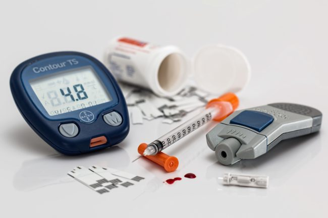 Metformin has been used off label to delay diabetes.