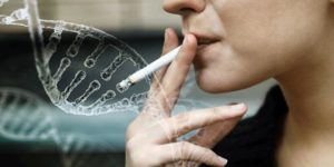 Smoking effects our genome