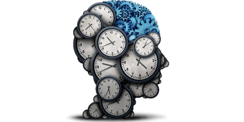 Genetic brain aging clock.