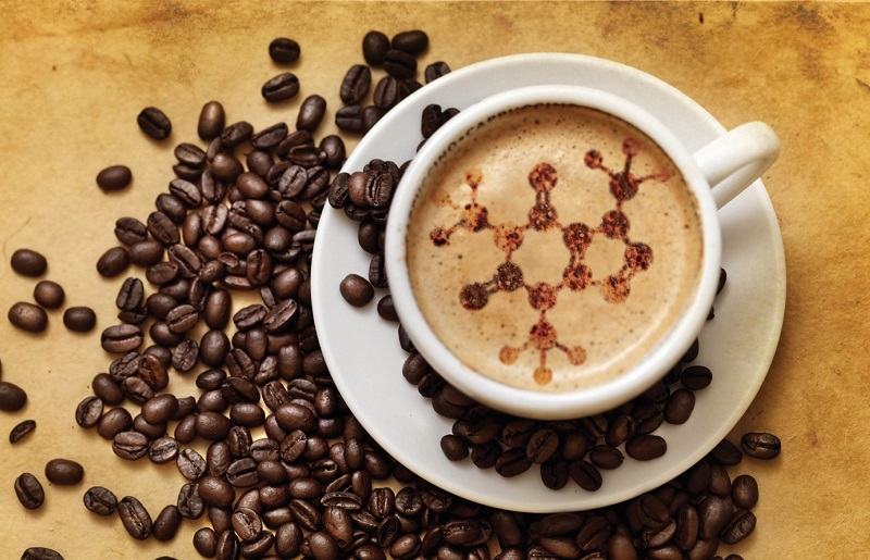Could coffee prevent garb-aging?