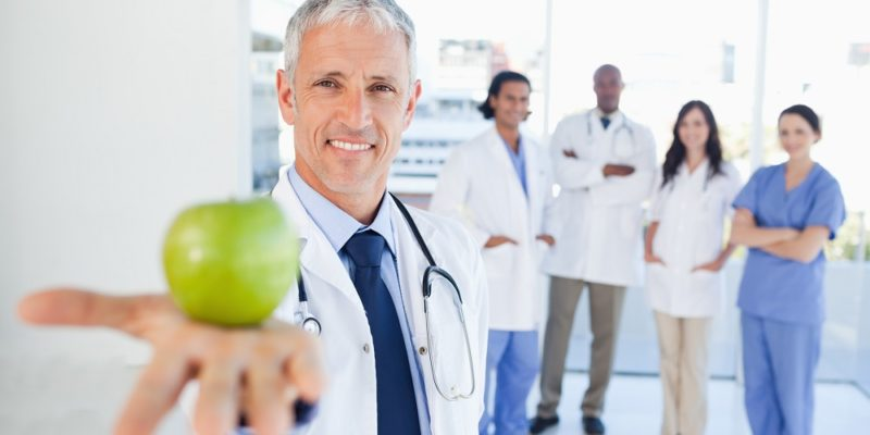Doctors healthiest diets article.