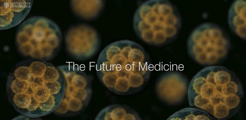 Video screenshot Future of Medicine.'